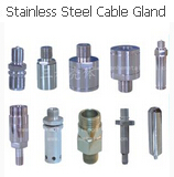Stainless Steel Cable Glandd