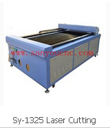 Sy-1325 Laser Cutting Machine