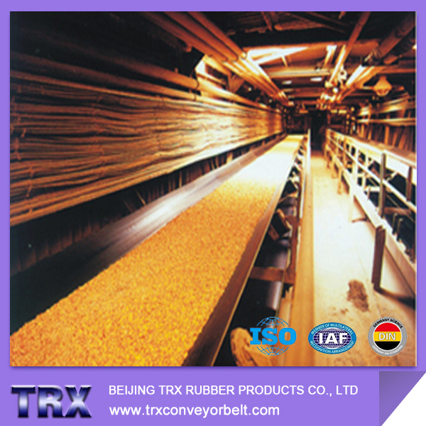 Good Elasticity Chemical Resistant Conveyor Belting
