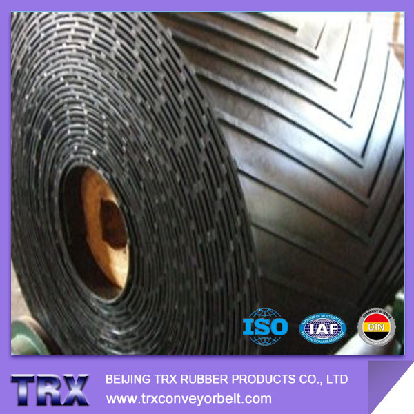 Durable Rubber Conveyor Belt With Long Working Life