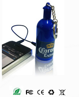 Beer Bottle Speaker