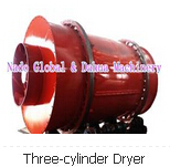 Three-cylinder Dryer