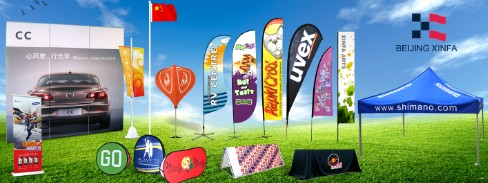 Indoor/Outdoor Flags Banners