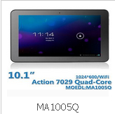 10.1 Inch Android Tablet PC MA1005Q