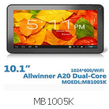 10.1 Inch Android Tablet PC MB1005K