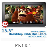 13.3 Inch Android Tablet PC MR1301