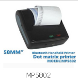 Bluetooth Thermal Printer MP5803