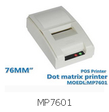 POS Dot Matrix Printer MP7601