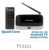 Quad-core Android TV TV3101