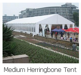 Medium Herringbone Tent