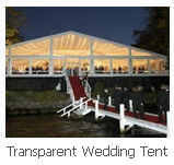 Transparent Wedding Tent