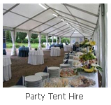 Party Tent Hire