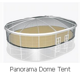 Panorama Dome Tent