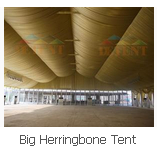 Big Herringbone Tent