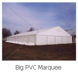 Big PVC Marquee