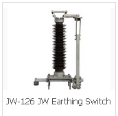 JW-126 JW Earthing Switch