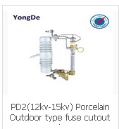 PD2(12kv-15kv) Porcelain Outdoor type fuse cutout price