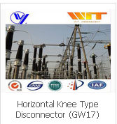 Horizontal Knee Type Disconnector (GW17)