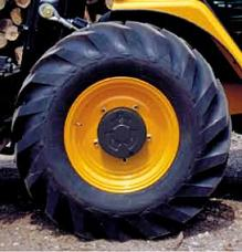 Famous Brand Forklift Tires
