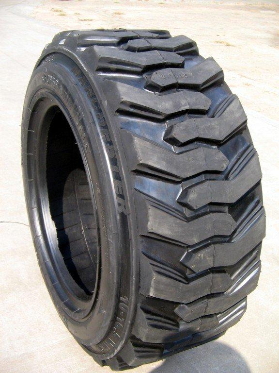 famous brand skid steer loader tire