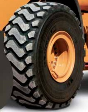 famous brand wheel loader tire
