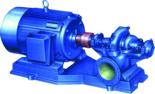 Single &  double suction pump