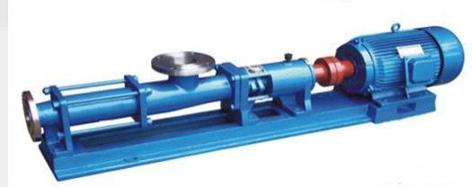 Single, double, three screw pump