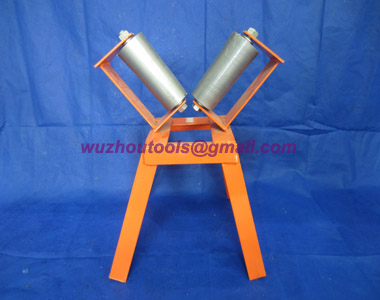 THE METAL CABLE ROLLER,  Flat ground roller
