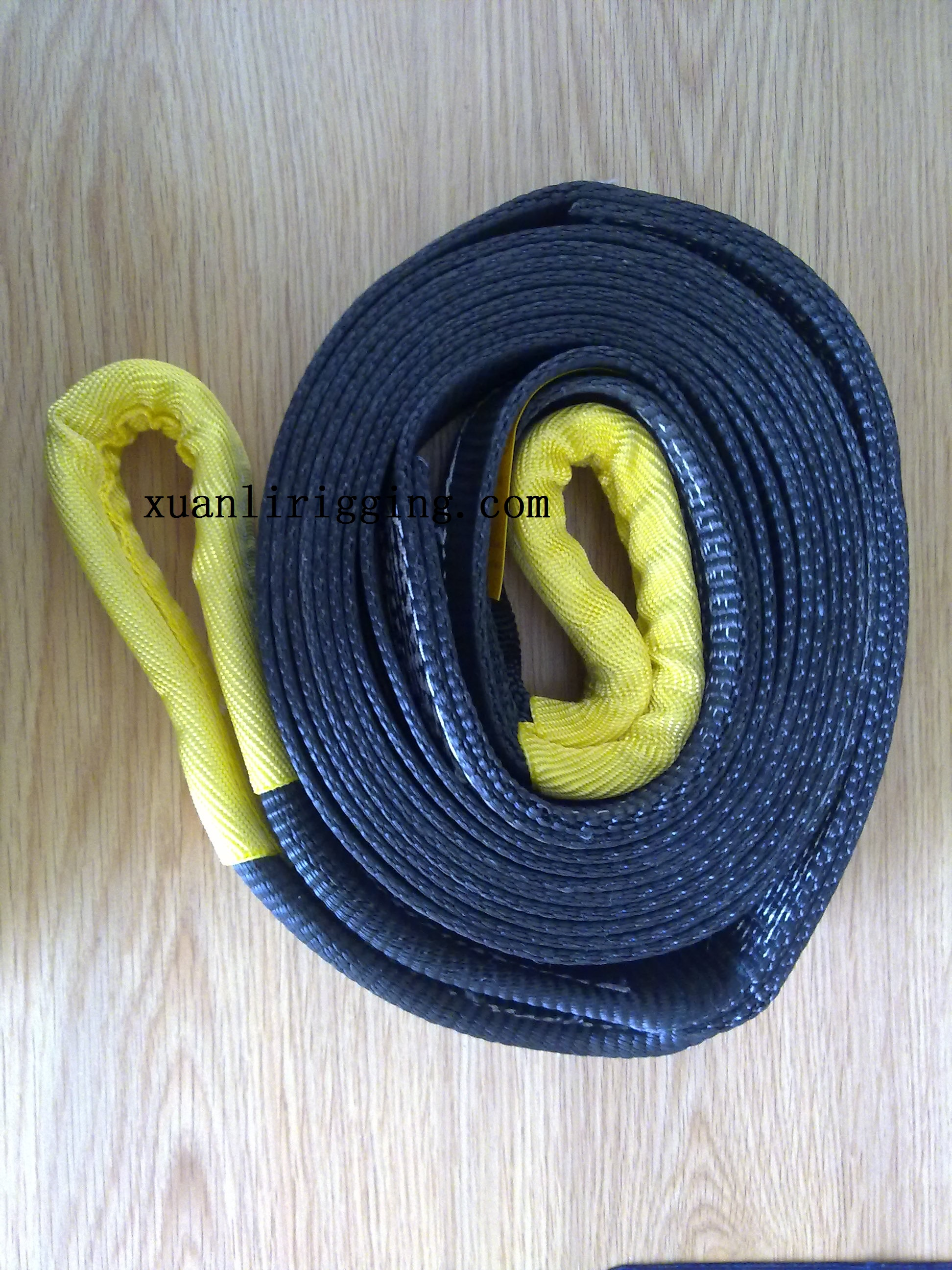 4WD snatch strap offroad recovery strap truck tow strap