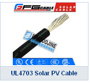 UL4703 Solar PV Cable