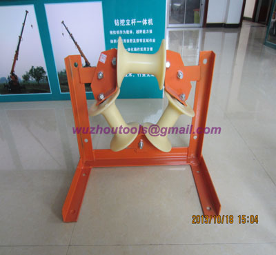 Cable Rolling,Cable Roller,Straight Line Bridge Roller,Cable Guides