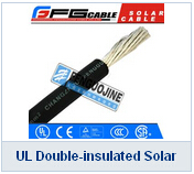 UL Double-insulated Solar Cable Dc