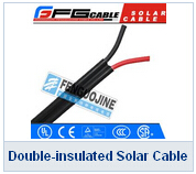 Double-insulated Solar Cable Dc PV1-f
