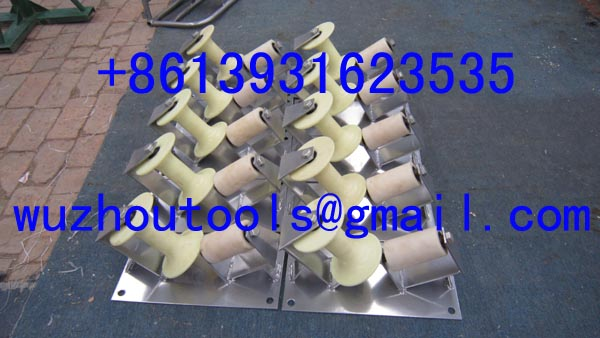Cable rollers ,Rollers -Cable,Cable Guides,Nylon Cable Roller