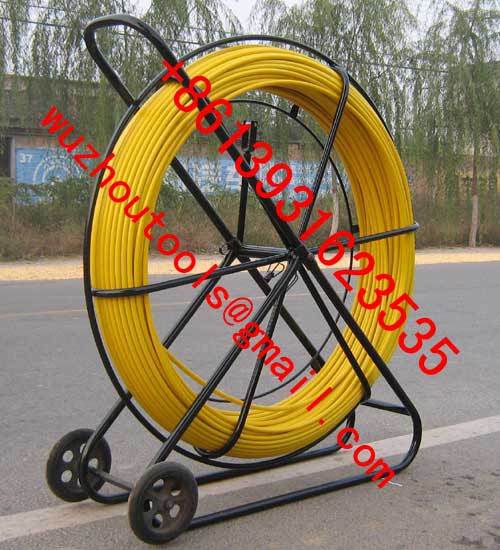 Easy Duct Rodder&fiberglass conduit rodder-china