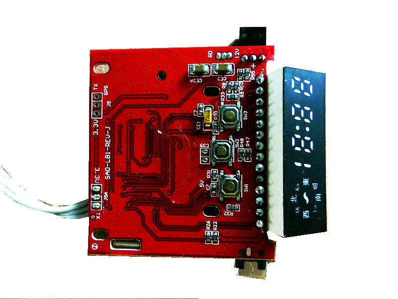 2 Layer PCB And PCBA China Supplier OEM Manufacuture In ESD Package