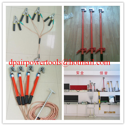 Earth Rod&Earthing Rod&Earth set,Shorting circuit &earthing systems