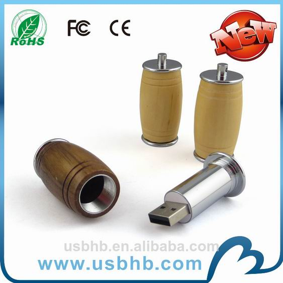 New Products Beer Barrel USB Flash Drive 4gb