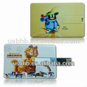 metal credit card usb flash drive