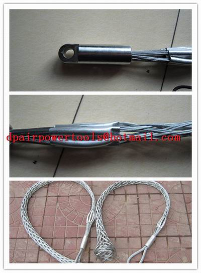 Cable stockings,Heavy Duty Split Grips,Standard Fiber Optic Pulling Grips