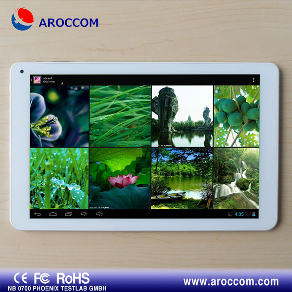 tablet PC TP26  10.1 RK3188 Quad core with BT4.0/WiFi  Tablet PC