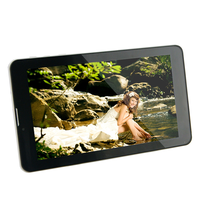 Tablet PC TP08I 7'' dual core with  Digital-TV ISDB-T and 3G phone calling