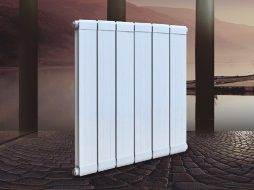 copper and aluminum radiator