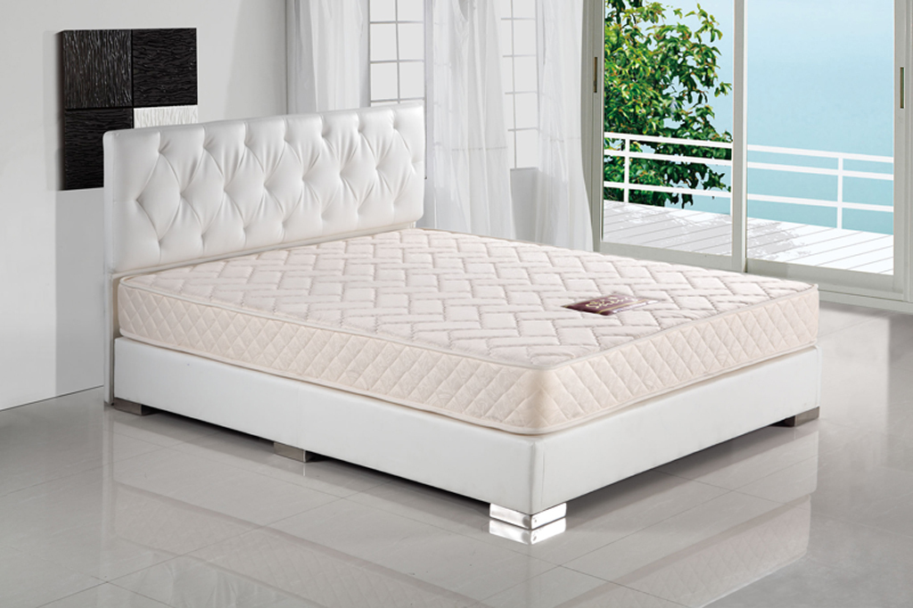 simmons/spring mattress/bed net