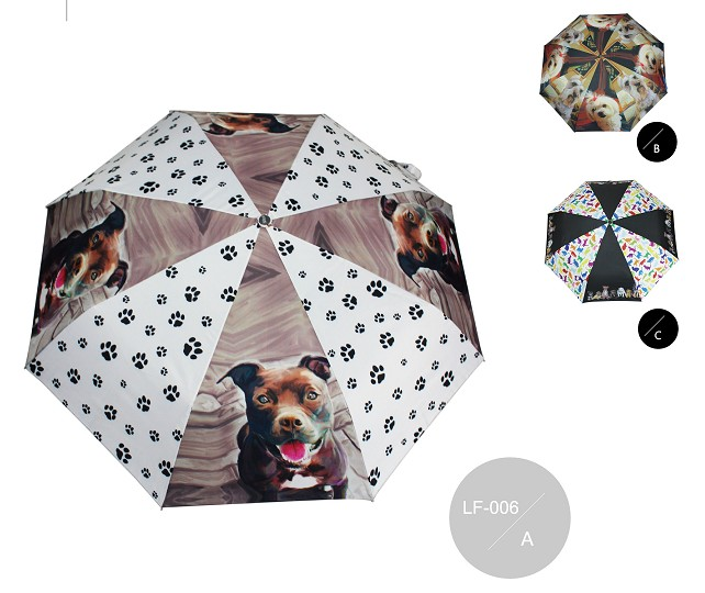 Lady fashion umbrella LF-006