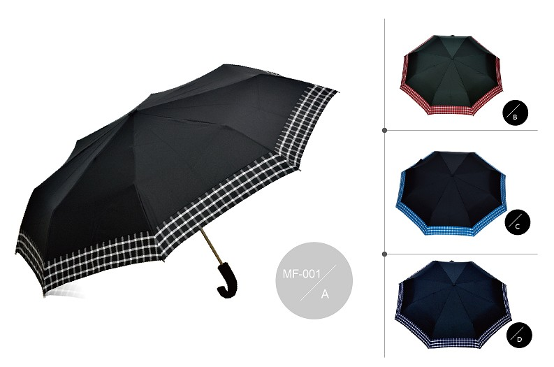 Men folding umbrella-MF-001