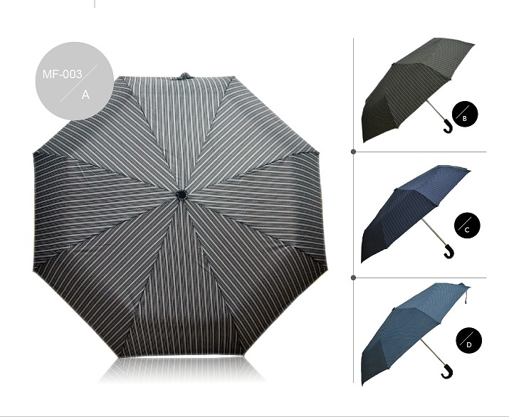 Men folding umbrella-MF-003