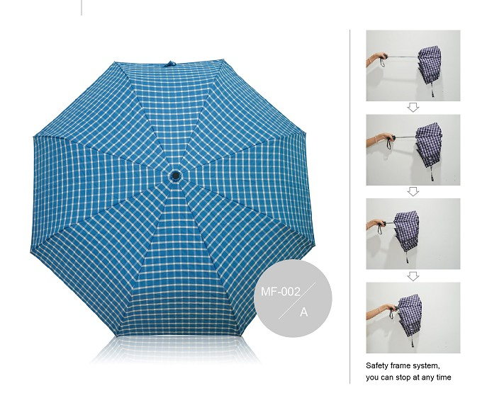 Men folding umbrella-MF-002