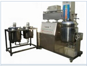 30-200l Vacuum Emulsifying Machine