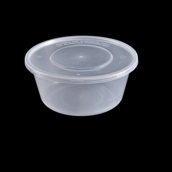 PlasticMicrowaveable Container